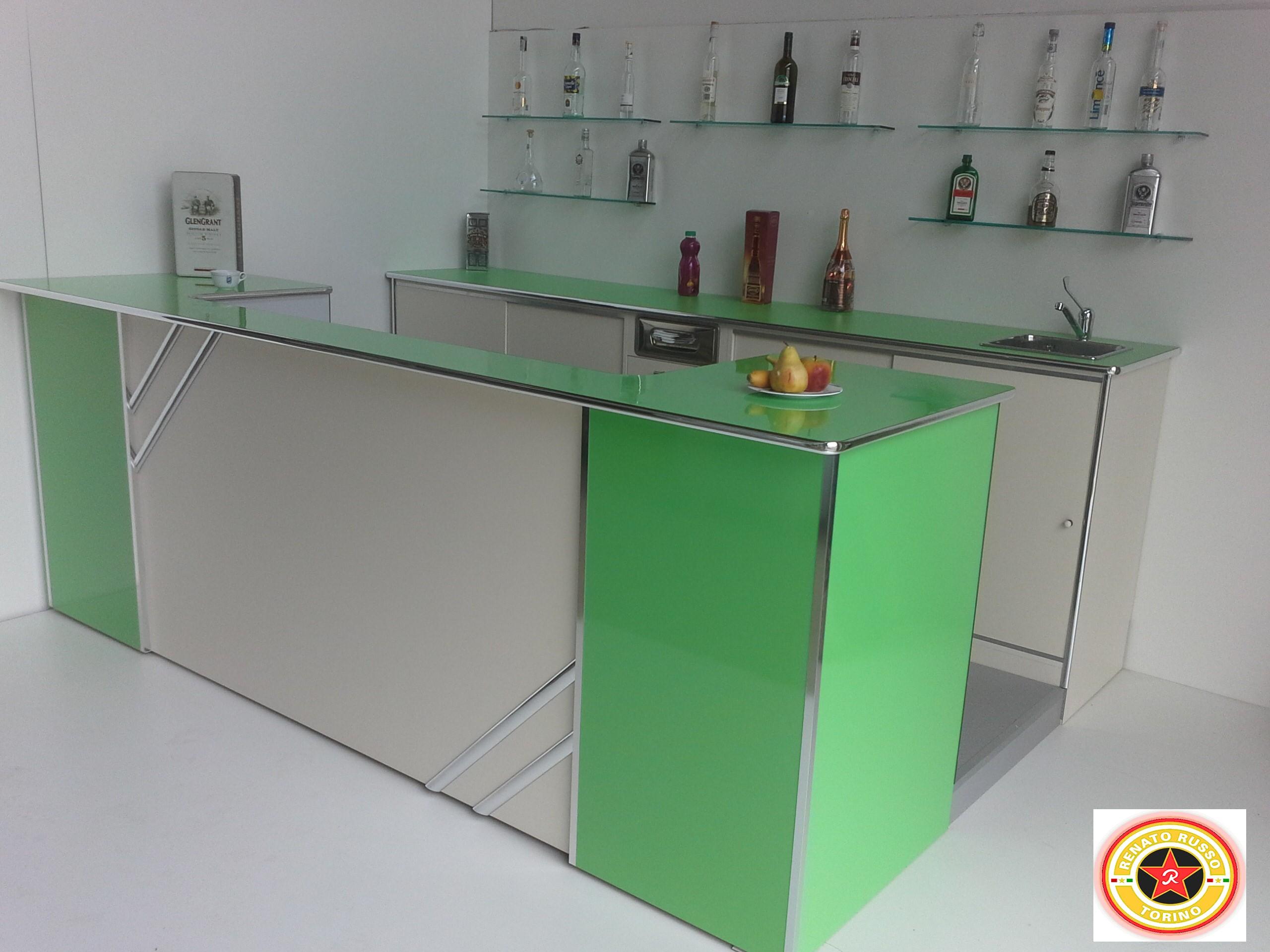 Arredi per bar arredamenti per negozi arredi commerciali for Arredi bar usati